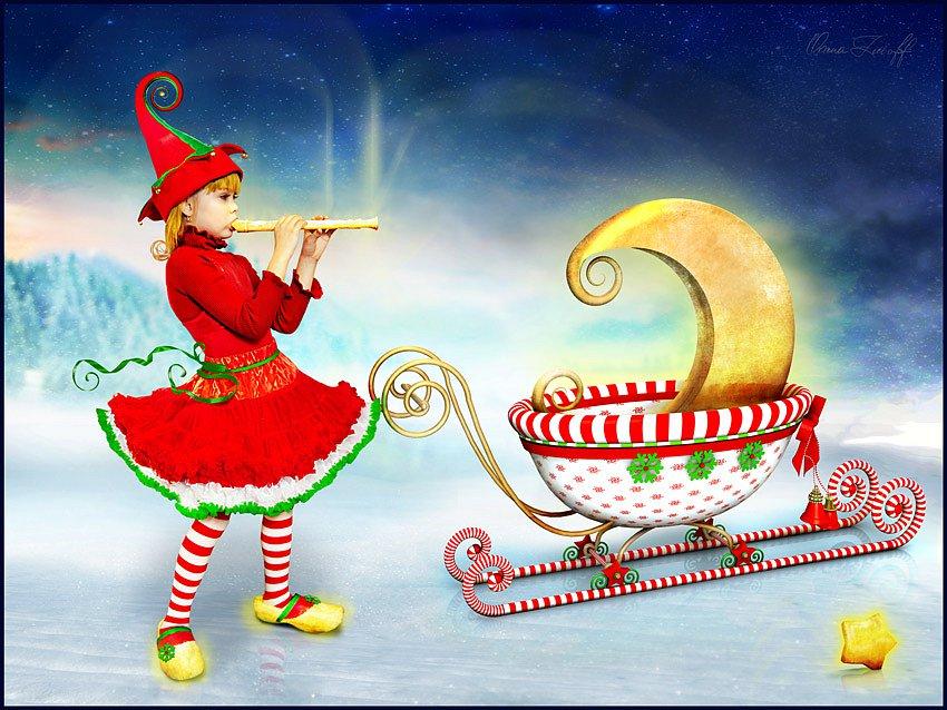 Weihnachtsflöte