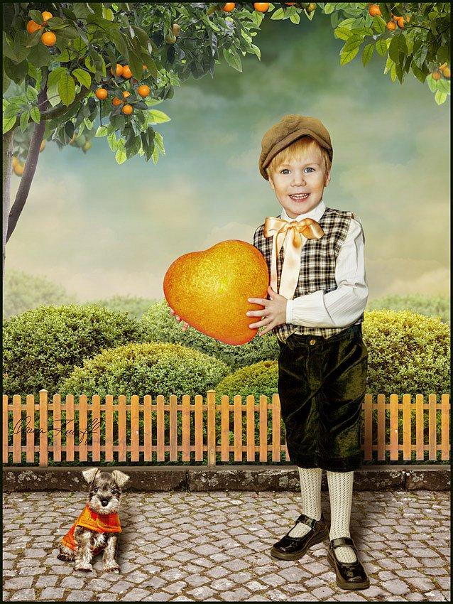 Be my Apfelsine