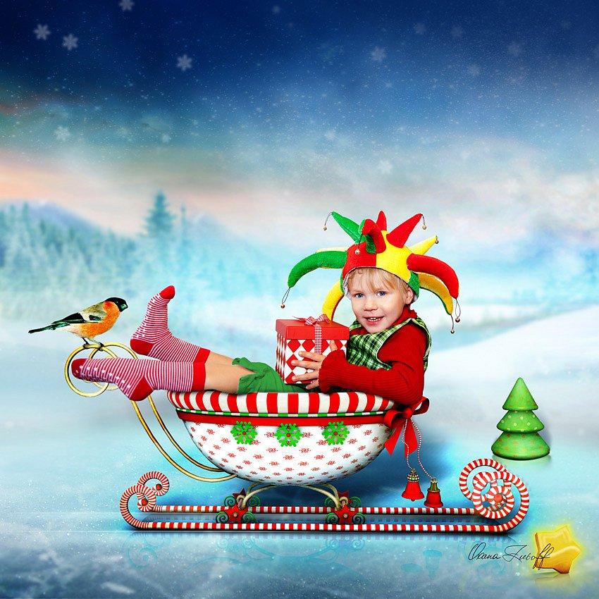 WeihnachtsElf